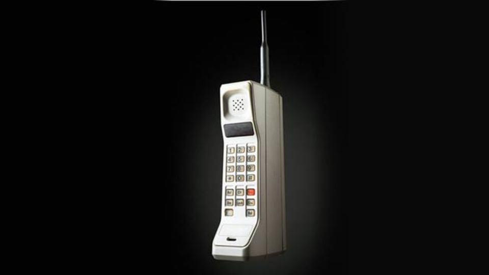 4月3日、今日で携帯電話が誕生して40年目!