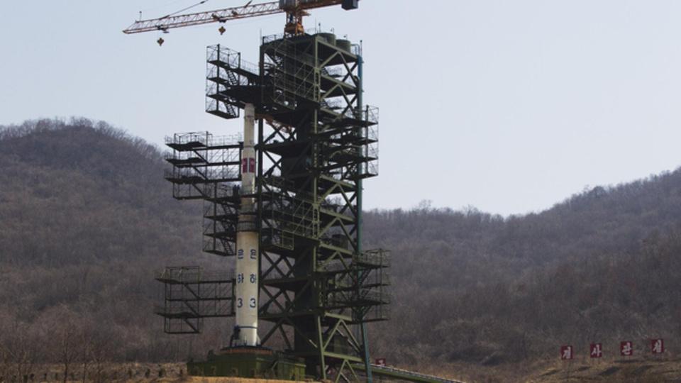北朝鮮のミサイル実験、無期限延期状態に!? 原因はあのOSだった。(追記:ジョーク記事でした)