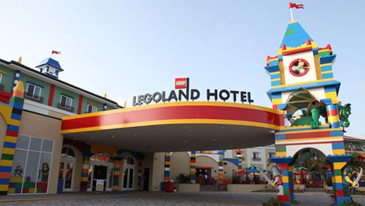 これがレゴランドのレゴホテルだ!(写真ギャラリーあり)