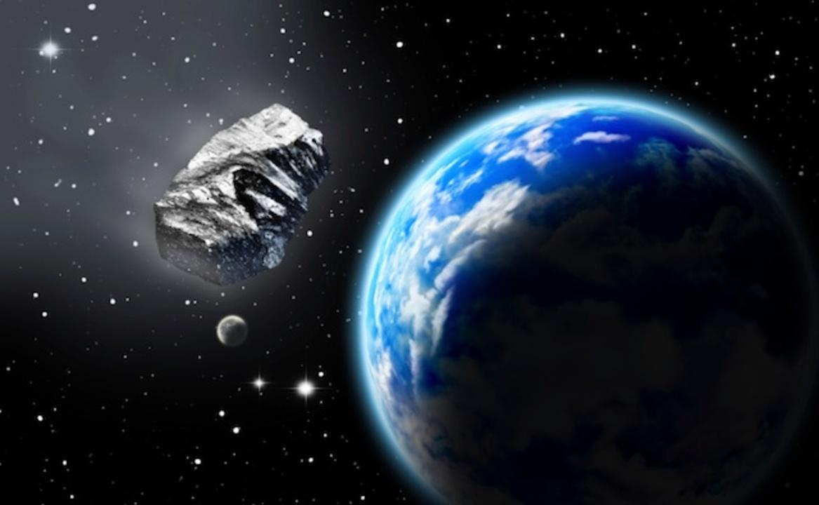 小惑星を捉えて月の衛星に! NASAの壮大な計画