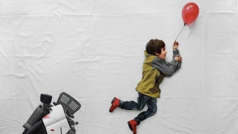 筋ジストロフィーを患う少年の夢を叶えた写真マジック