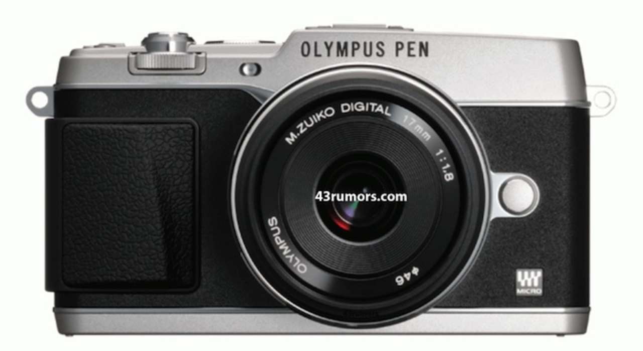 【噂】オリンパス E-P5の画像、ヴィンテージデザインを継承