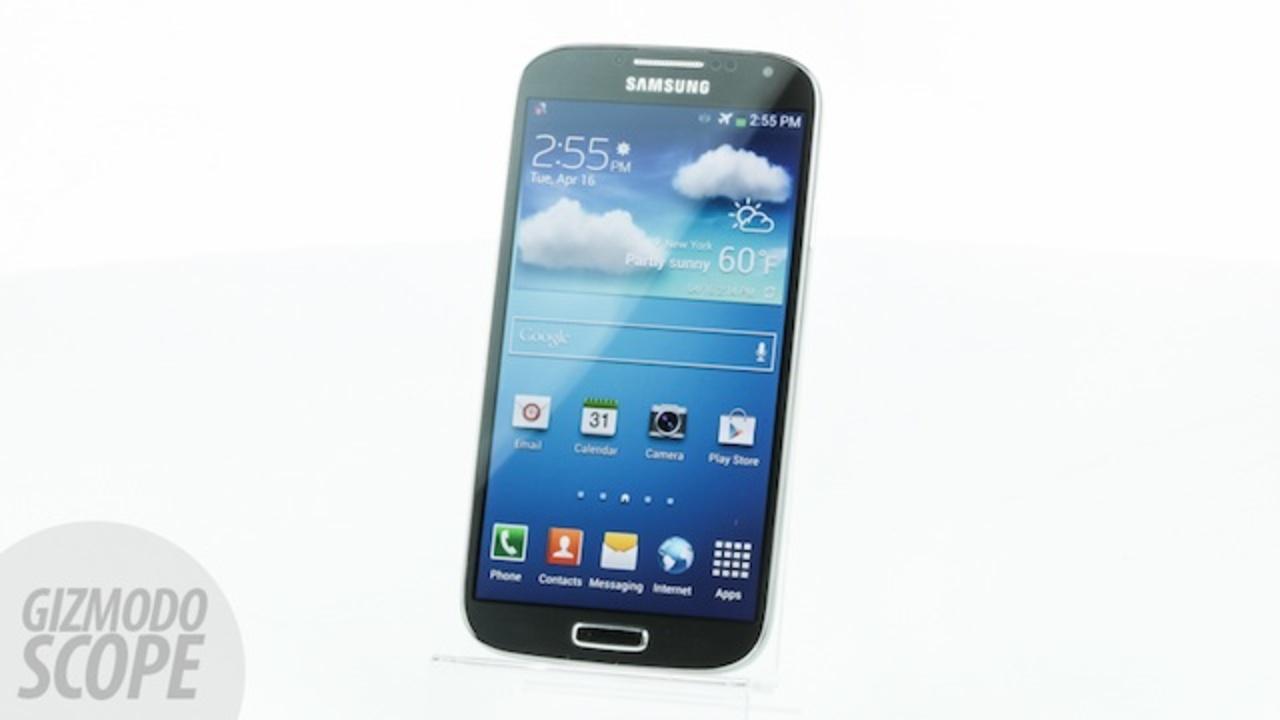 Galaxy S4完全レビュー! これがサムスン期待の星だ