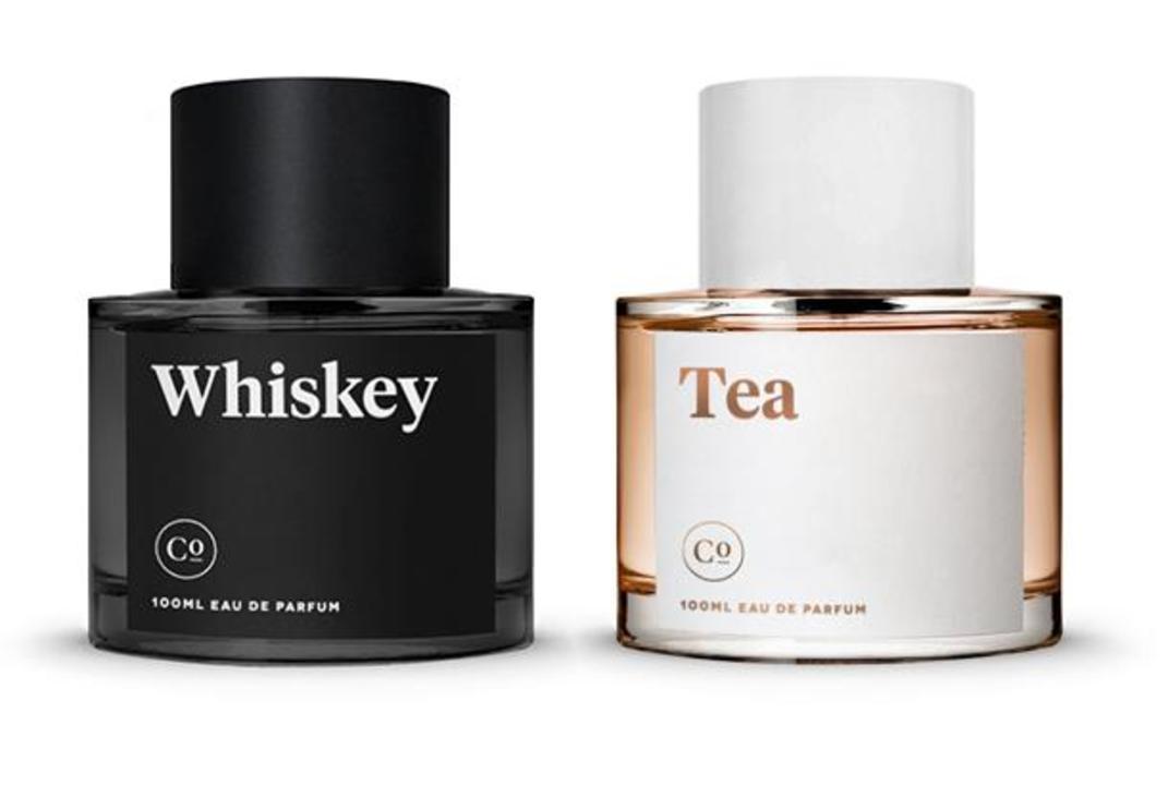 ウィスキーに紅茶? オーダーメイド香水のサイトがオープン