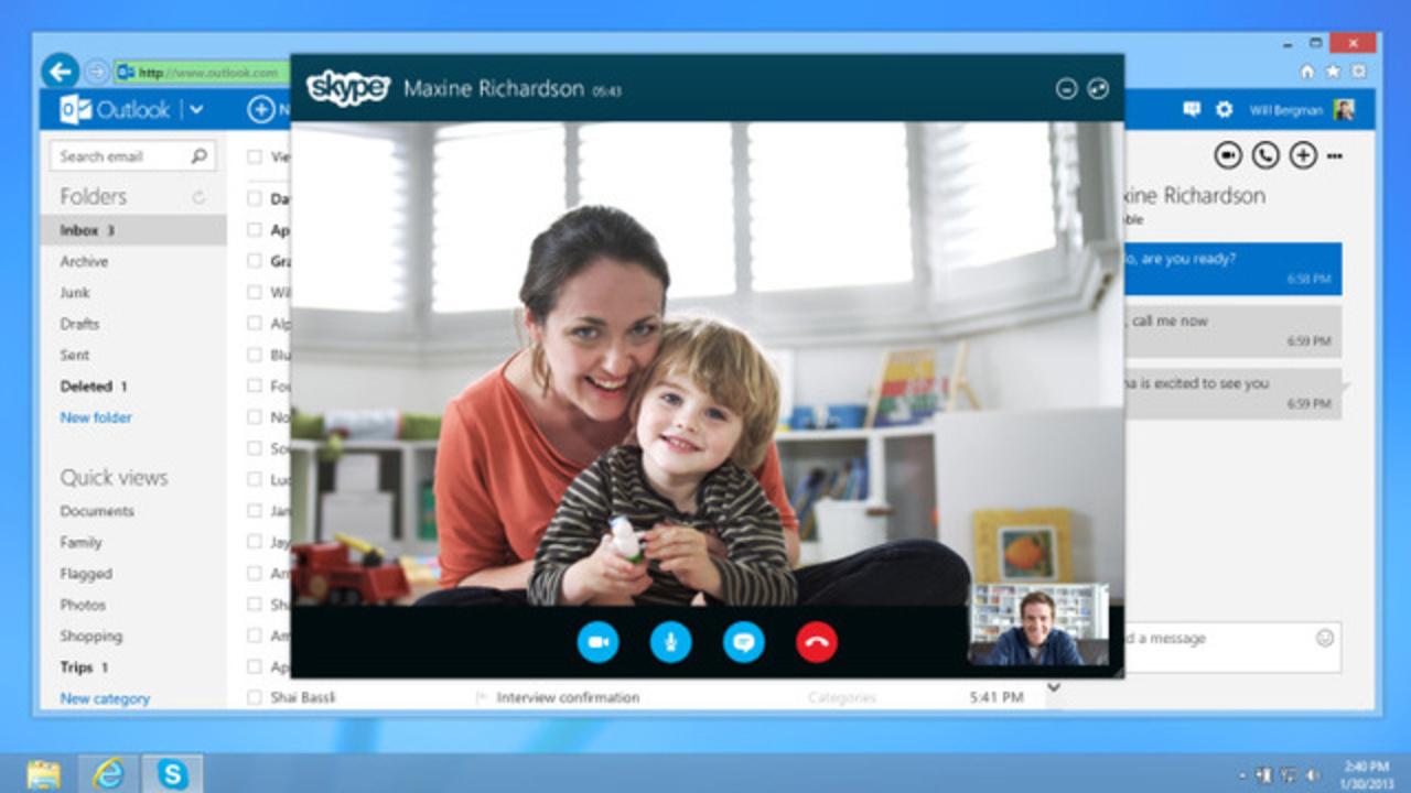 SkypeがWebブラウザで利用可能に。今夏までに世界中で順次提供