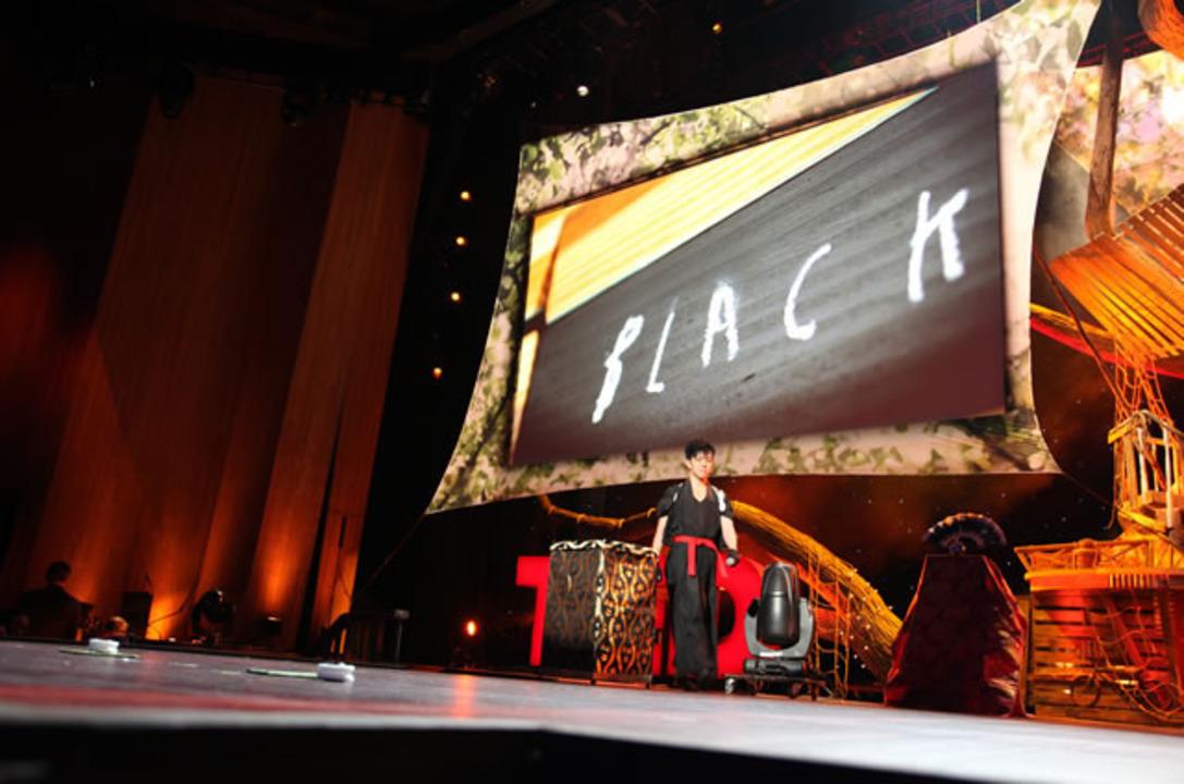 【BLACKのTED出演記 Vol.03】いよいよ本番、TEDメインステージへ登壇。リハーサル〜当日までの一部始終を完全公開!