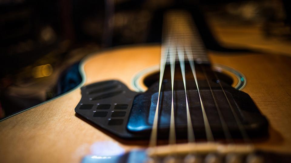 Vo-96でギターを永久に変える。ムーグギター発明者ポール・ヴォの新たな挑戦