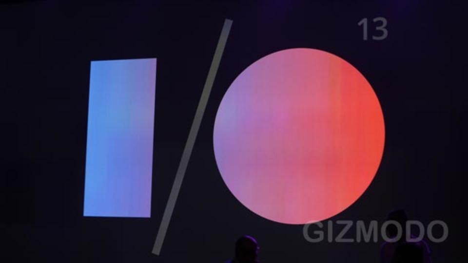 Google I/O始まったよ! リアルタイム更新します(更新終了)[ #io13 ]