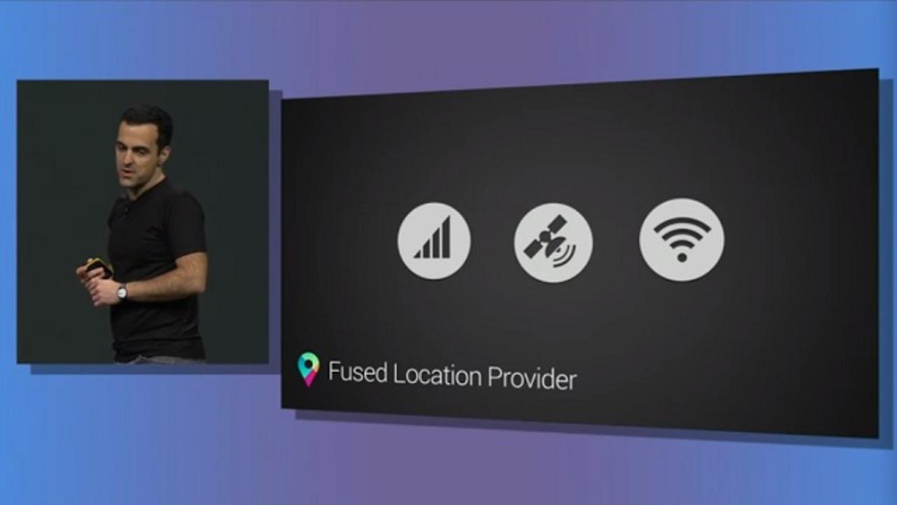 Androidの地図機能がもっとリッチに、でも省電力に![ #io13 ]