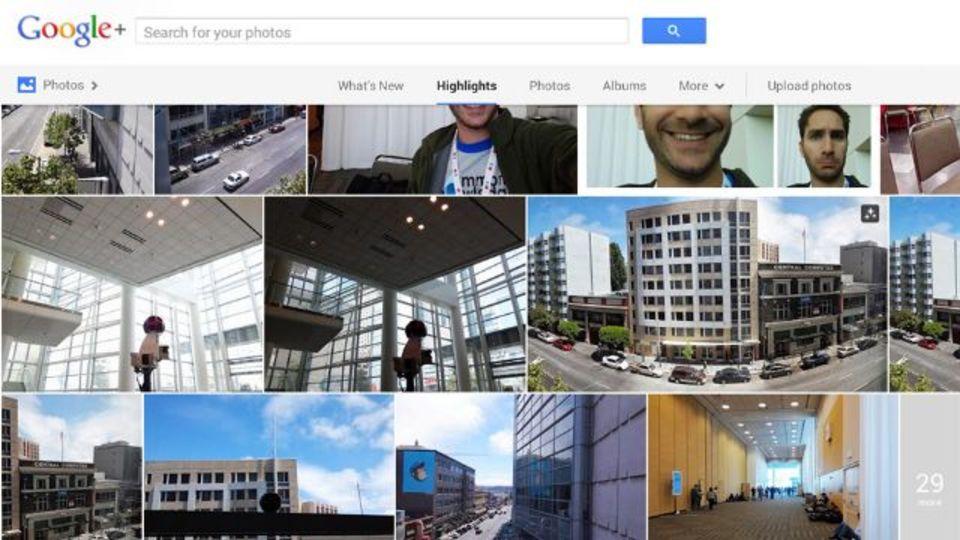 新しくなったGoogle+の写真機能、実際使ってみると...