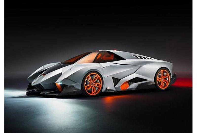 マッハG○G○G○? ランボルギーニが発表したスーパーカー「エゴイスタ」