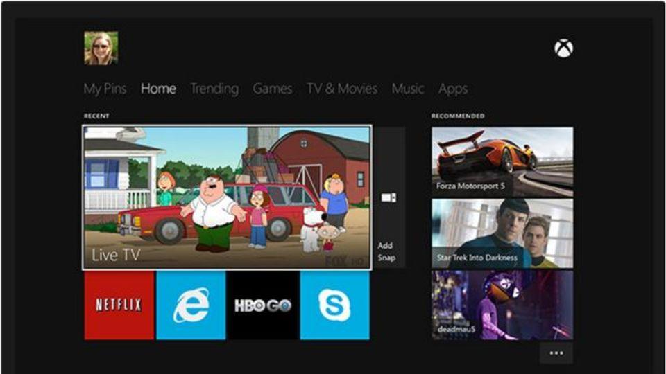 Xbox OneはTVの最高の友になるかも