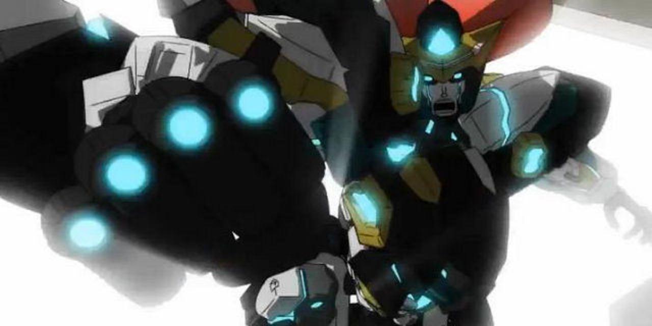 赤いマフラーは正義の証。中東初のロボットアニメ「TORKAIZER」