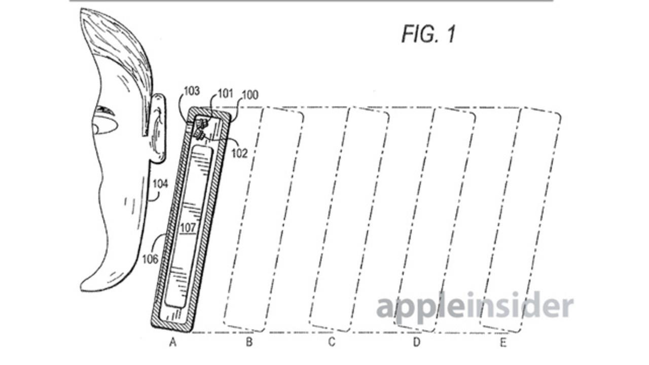 実装希望! iPhoneとユーザーの距離で音量調節する特許