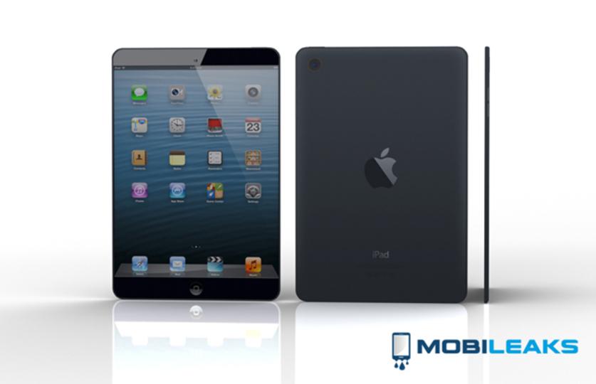 すんごく狭い! 次期iPad miniのレンダリング画像とスペックがリーク