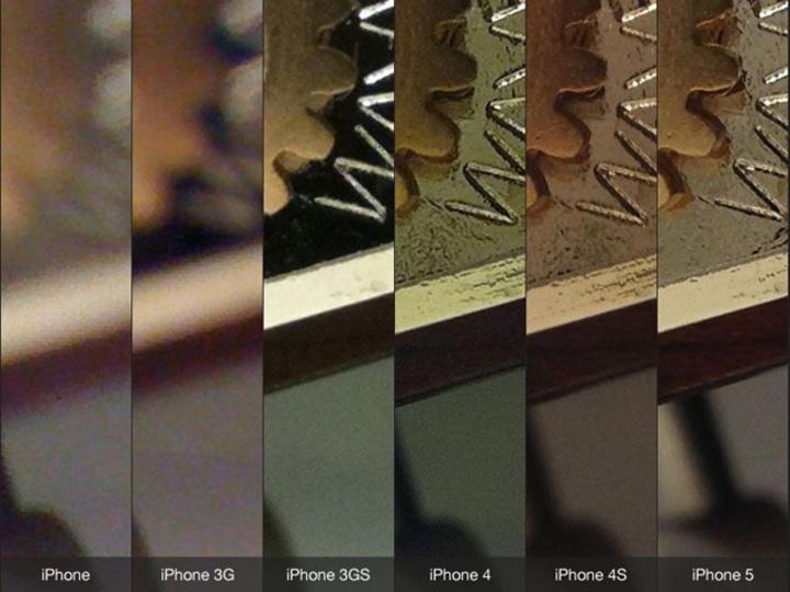 すごい進化だ......! 歴代iPhoneのカメラ性能を比較した写真サンプル