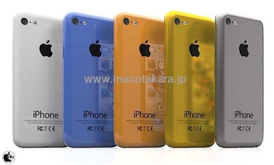ネイビー!? ゴールド!? 廉価版iPhoneはiPod touchと同色展開......ってわけじゃないかも。