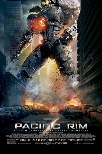 巨大ロボットと怪獣のSF大決戦映画「パシフィック・リム」予告編が公開されたよ