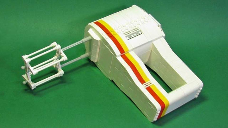 レゴ・自動泡立て器!(本当に動きます、使えます、ケーキ作れます)(動画あり)
