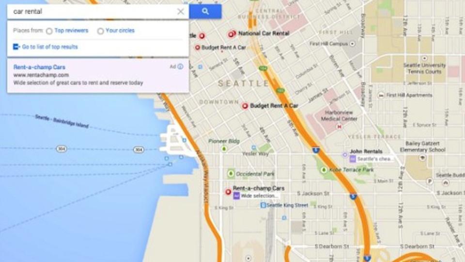 Google マップのデザインがリニューアル予定だそうです
