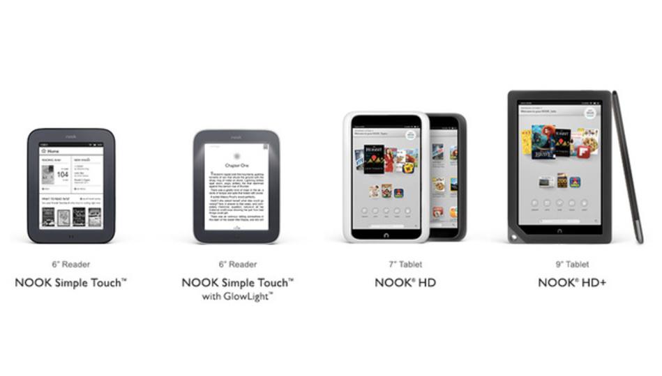 マイクロソフトがNookを買収するとの噂