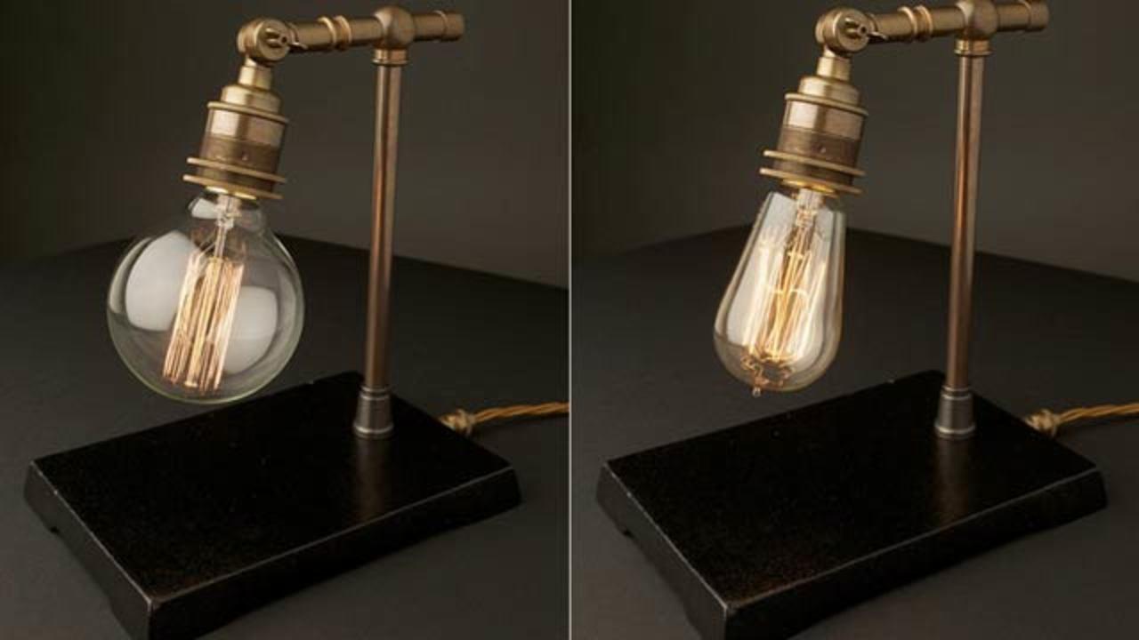 エジソンの電球が、現代に蘇る
