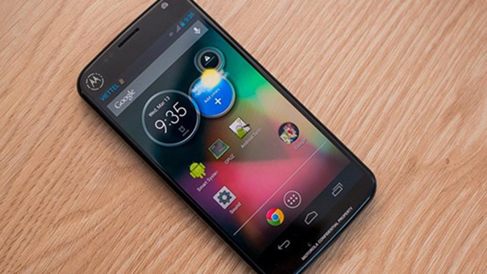 モトローラの新スマートフォン「Moto X 」10月に登場、空気を読む機能があるらしい