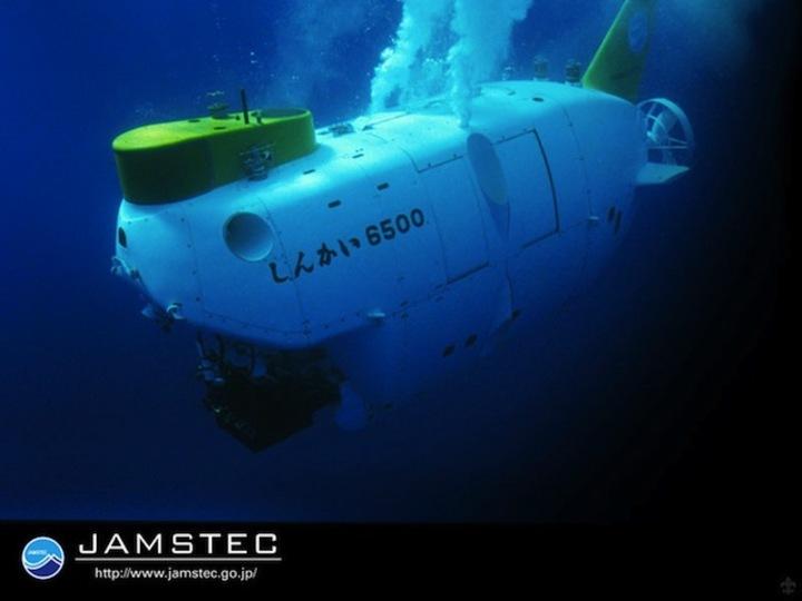 世界初! 6月22~23日、有人潜水艇による深海での研究活動をニコ生