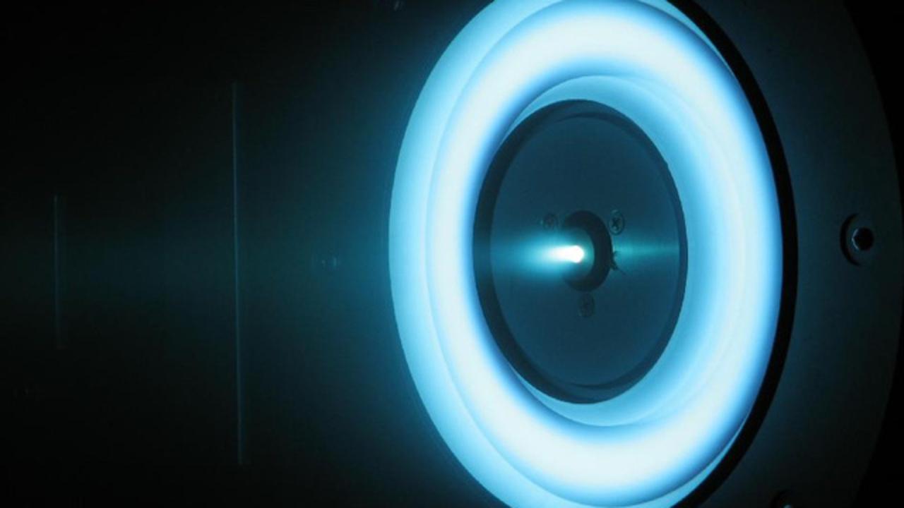 このクールな物体は、未来のNASA太陽電気推進ロケット