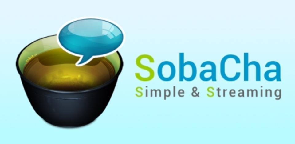 見やすさ格別なTwitterクライアントアプリ「SobaCha」