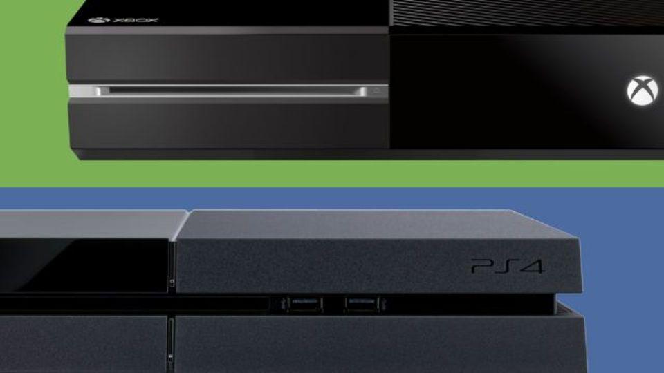 PS4とXbox One、徹底比較!