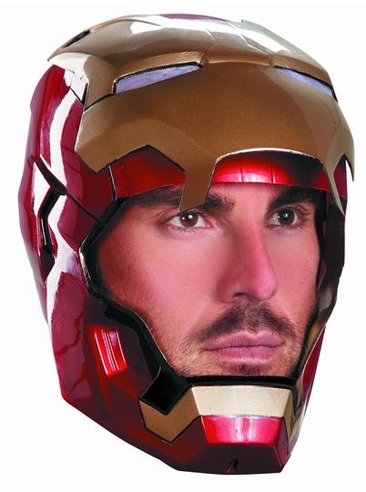 な、中の人物の存在感が...アイアンマン3のマーク42ヘルメットが発売されるよー!(ギャラリーあり)