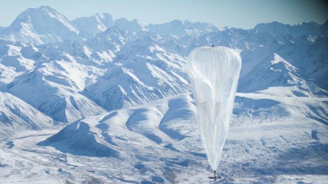 気球で世界のすみずみにまでネット接続を。グーグル「Project Loon」(動画あり)