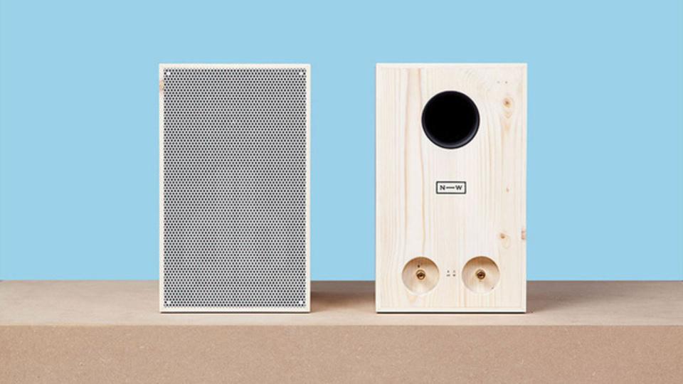 エシカルな高音質オーディオ愛好家のための、持続可能な木製スピーカー「NW3」