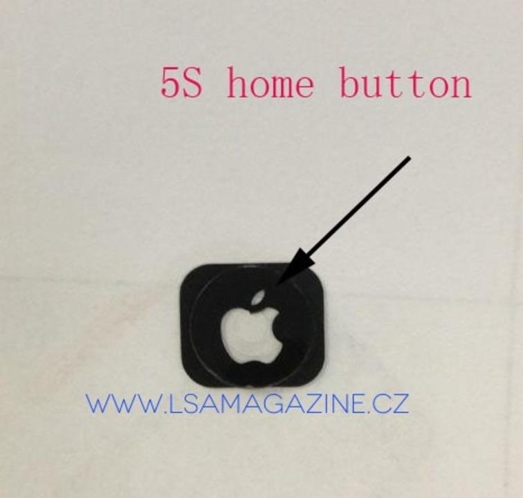 iPhone 5Sでホームボタンが林檎マークになるらしい