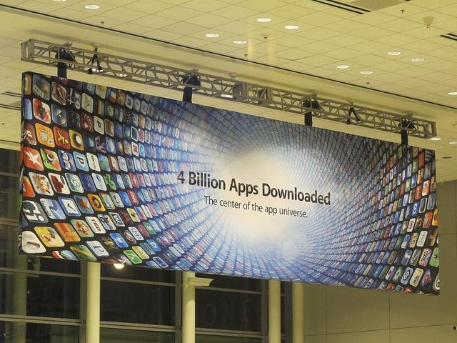 WWDCの横断幕にみるアップルの歴史2002-2012