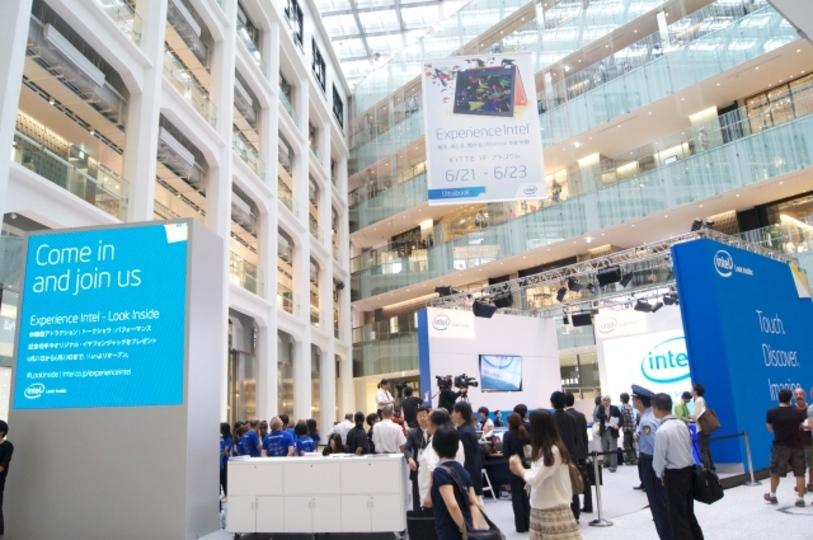 「進化」と「変化」で楽しい方向に! インテルのグローバルツアーで最新のデジタルアトラクションを体験してきたよ