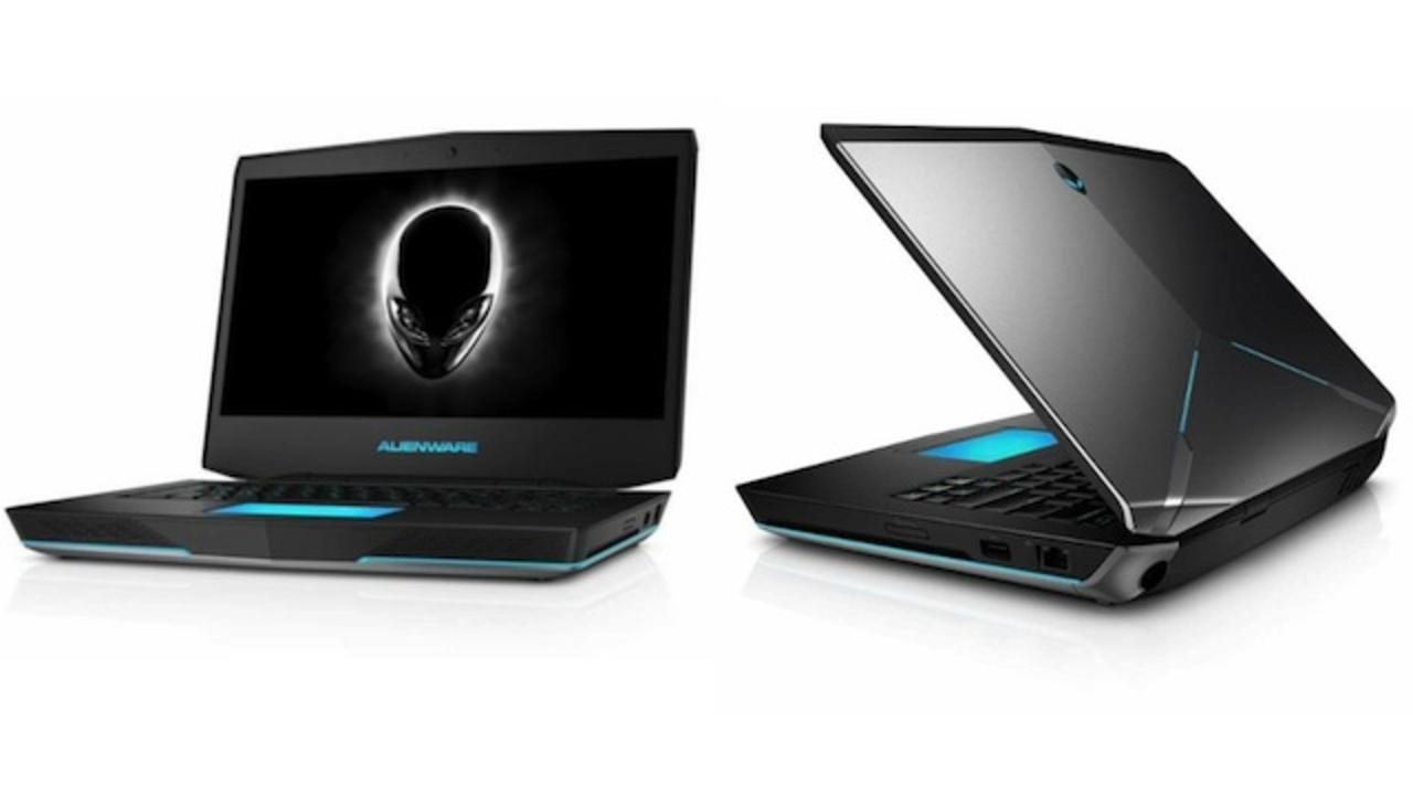 分厚い! 高い! でもファン多しな。Alienwareの最新ノートPC買えますよ~