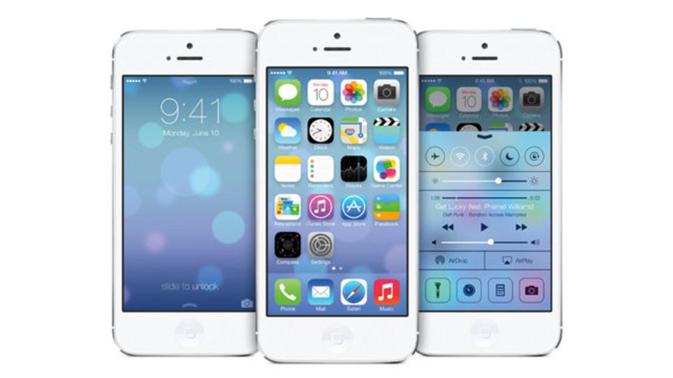 [ #WWDC2013 ]iOS 7のアプリ・アイコンがイマイチな理由