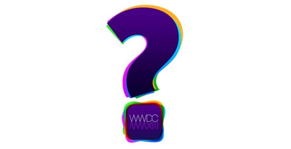 もうすぐそこ、WWDC 2013大予想! iOS 7とあとは?