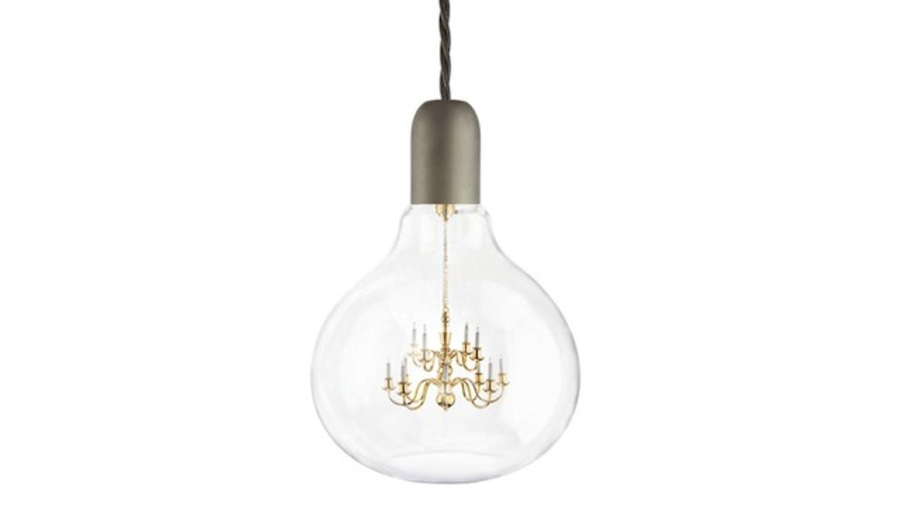 なぜか素敵な照明器具「King Edison」