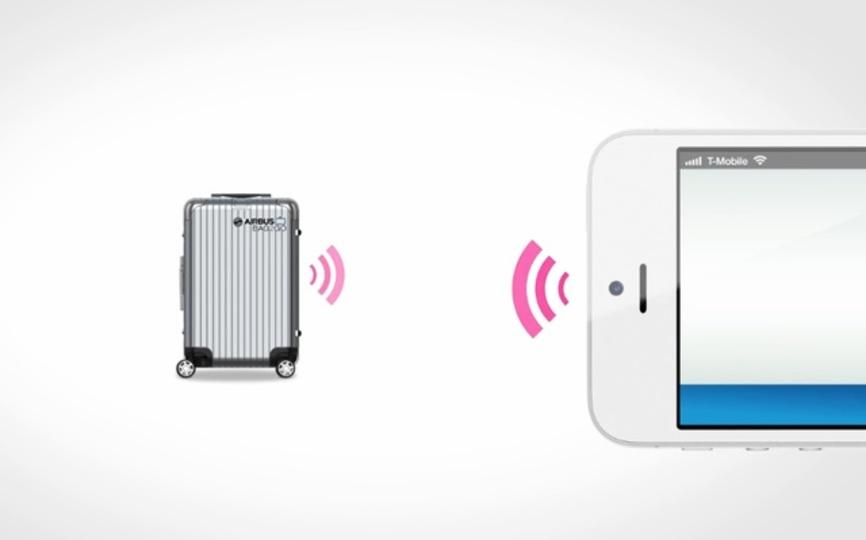 ロストバゲージの不安が解消! エアバスの荷物追跡システム「Bag2Go」