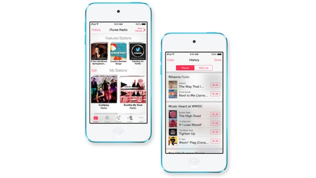 [ #WWDC2013 ]音楽好きに朗報! 噂されてきた音楽ストリーミングiTunes Radioが登場!