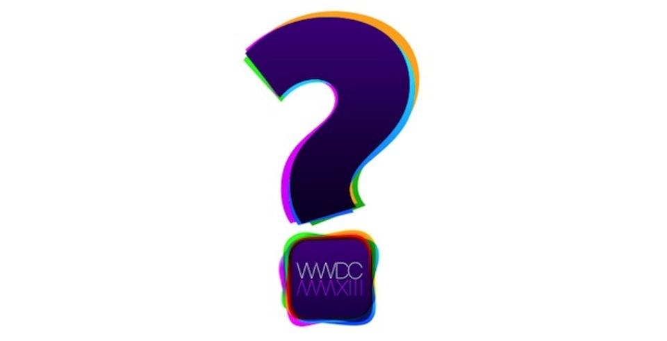 【アンケート】WWDC 2013で何が発表されると思う?