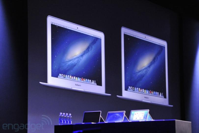 [ #WWDC2013 ]バッテリー長持ち! 新しくなったMacBook AirがHaswell搭載で今日から発売