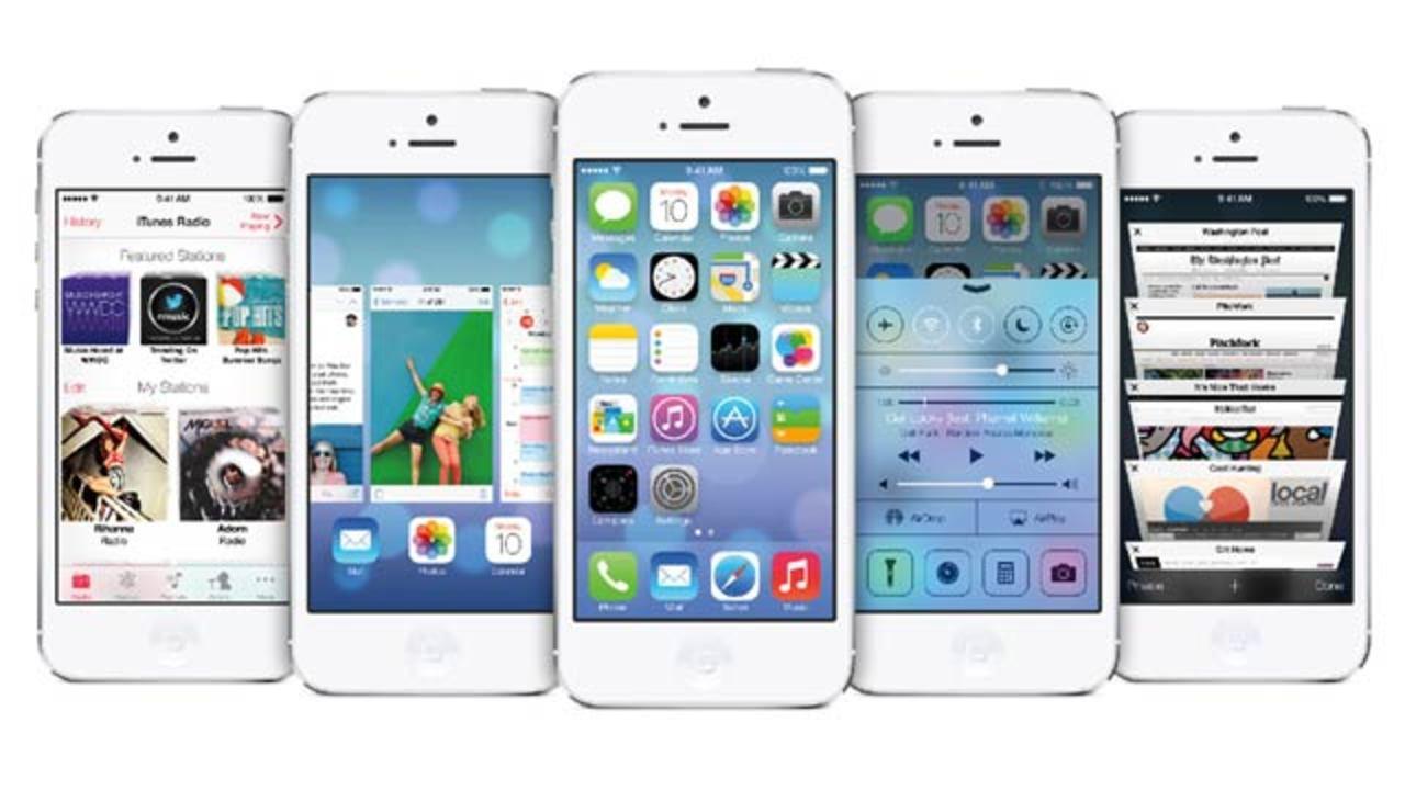[ #WWDC2013 ]古いiPhoneでは使えないiOS 7の新機能一覧