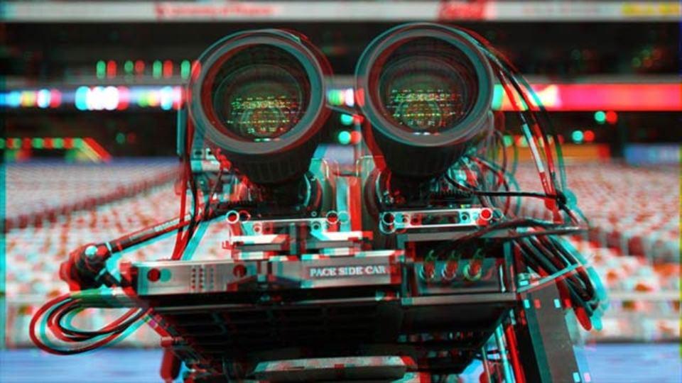 3Dテレビの終わり