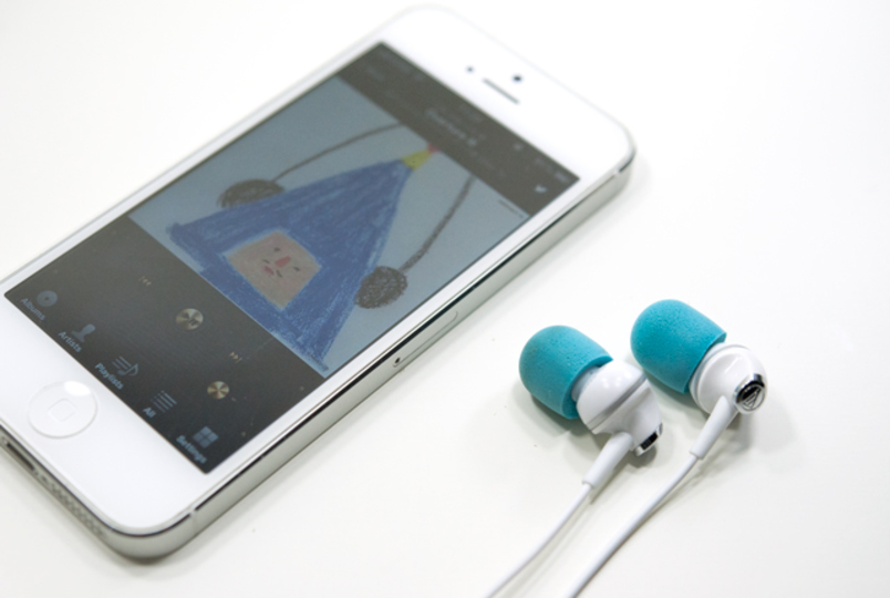 1000円以内でノイズ・リダクションする方法。それは消音イヤーピースと音楽アプリの組み合わせだった!