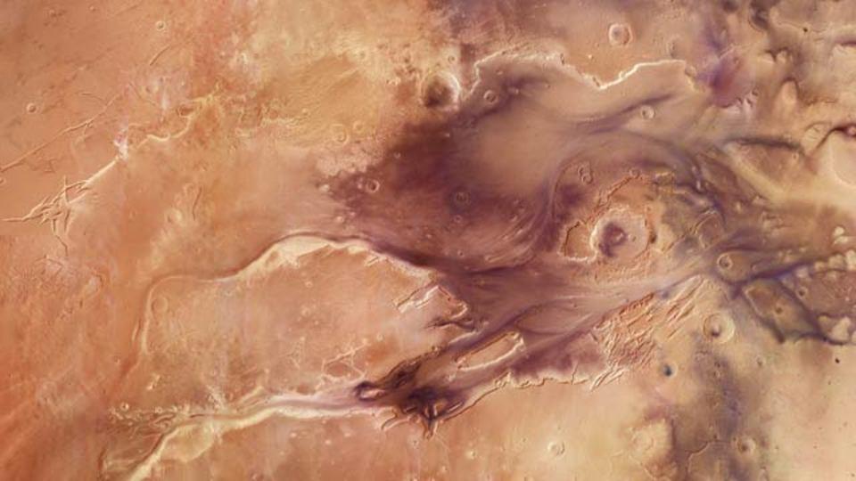 40億年前、火星には酸素があった...