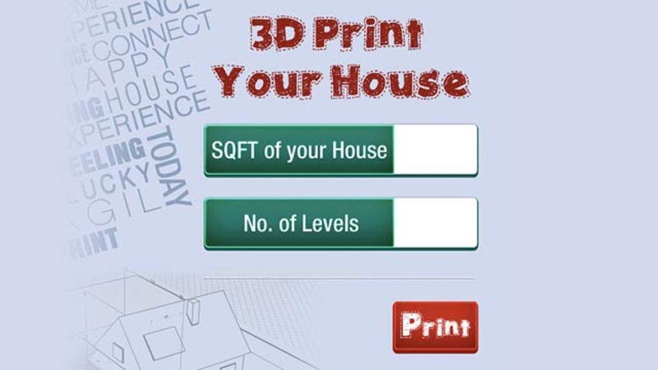 もし3Dプリンターで家が作れたら、この家いくらくらいになんの?